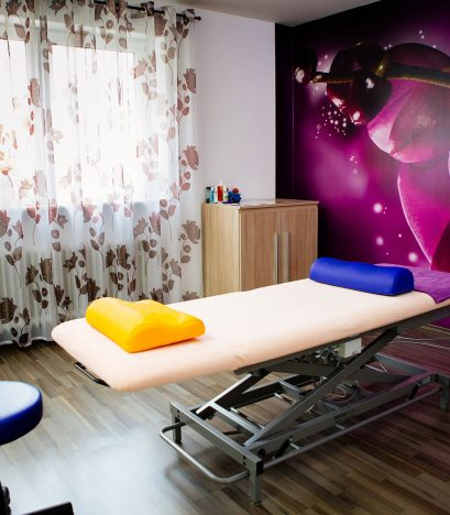 Physiotherapie Behandlungsraum
